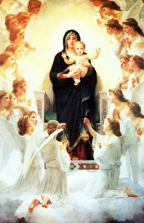 prayer request to virgin mary