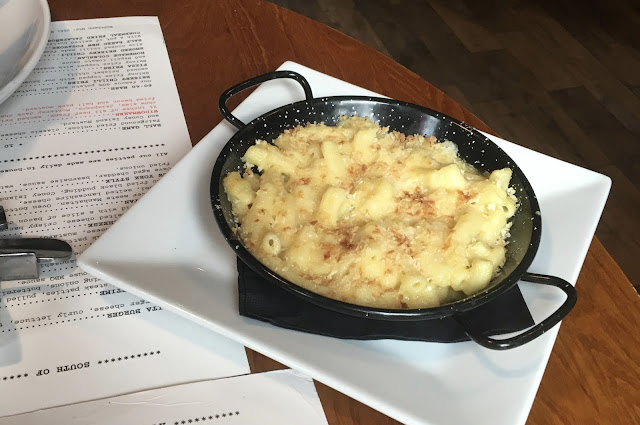 Solita, Northern Quarter - Manchester Food Review Mac and Cheese