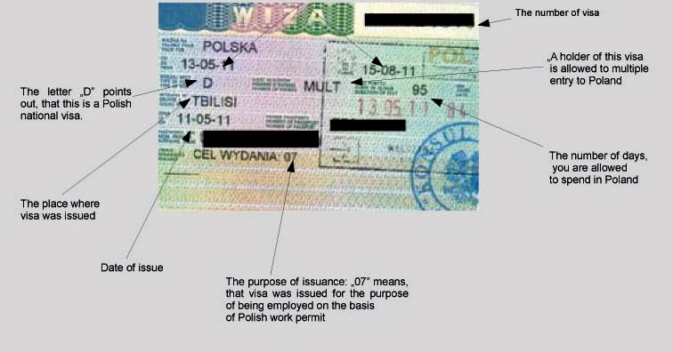 How To Legalize Your Stay In Poland Polish Visa