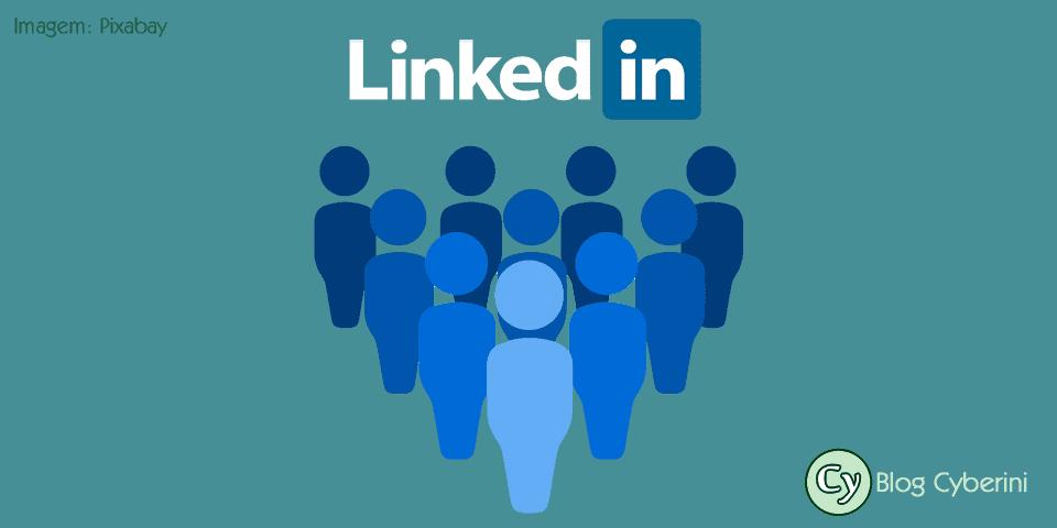 Botão de compartilhamento do LinkedIn