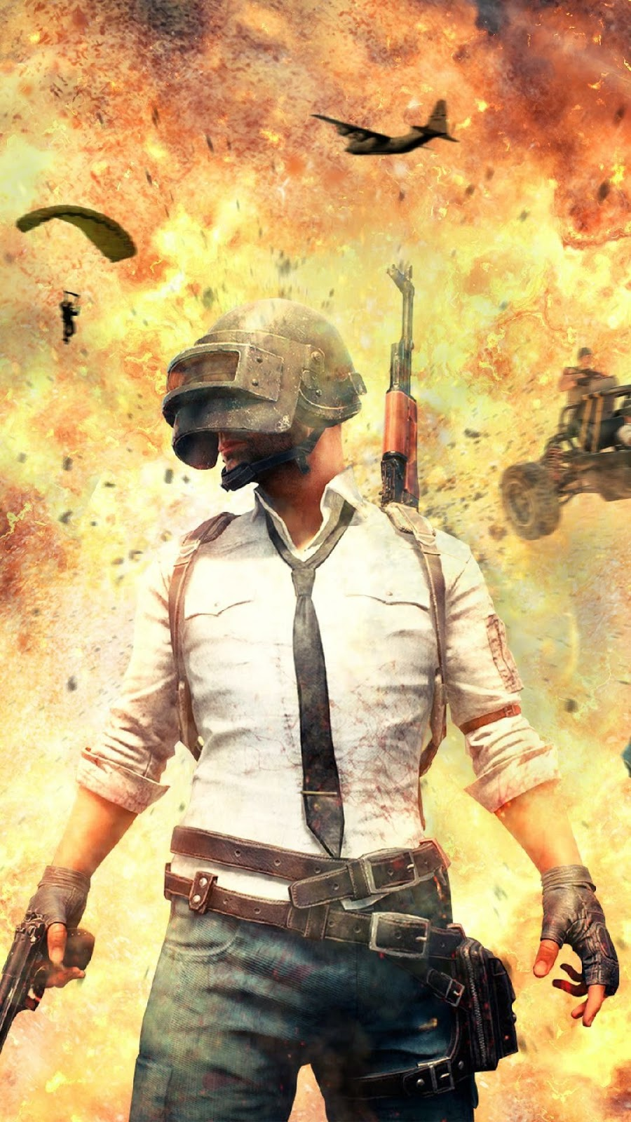 Pubg Mobile Wallpapers 4k Ultra Hd Pubg Mobile Best Quality