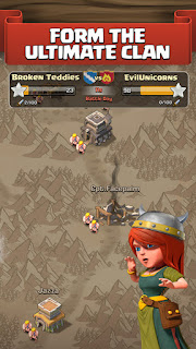 تحميل لعبة clash of clans للأيفون