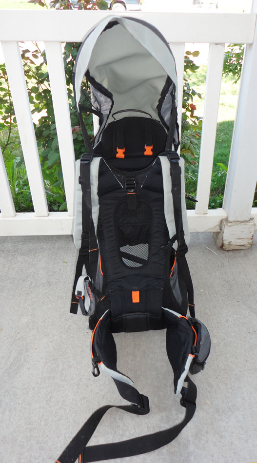 5cd3f7cf51f Provo Yard Sales  SOLD! Evenflo Snugli Cross Terrain Toddler ...