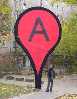 Punto de ubicación de google maps