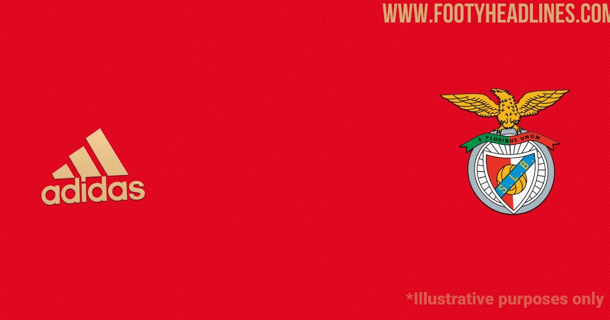 LEAKED: Benfica 20-21 Home Kit To Introduce Classy Look