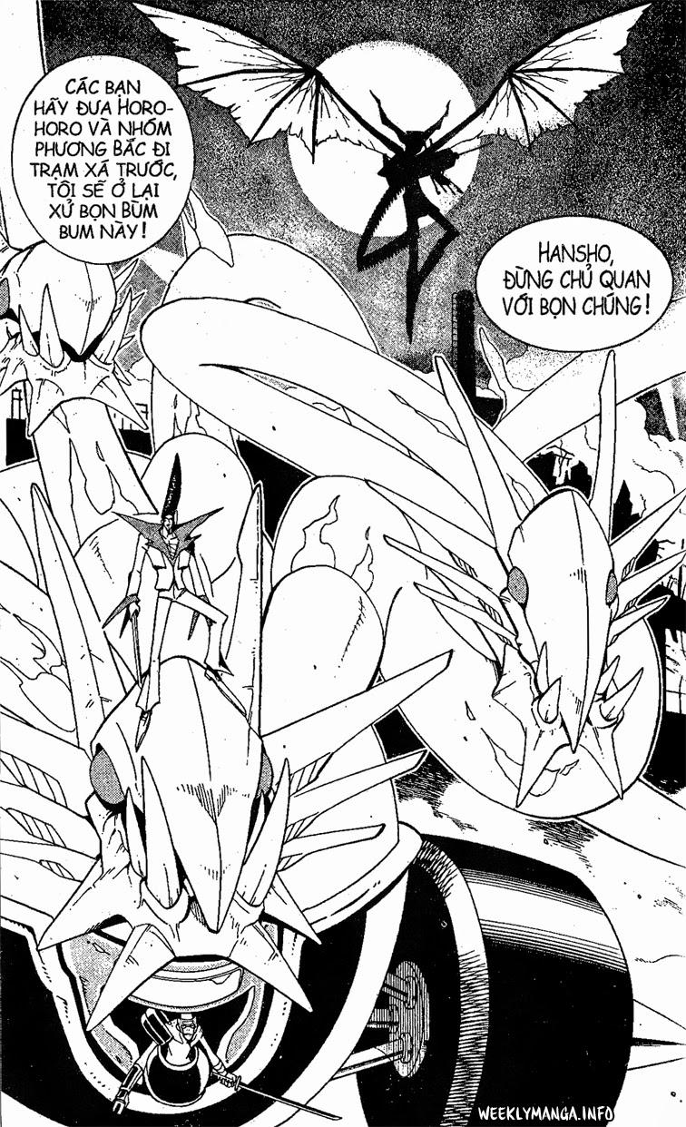 Shaman King [Vua pháp thuật] chap 187 trang 20