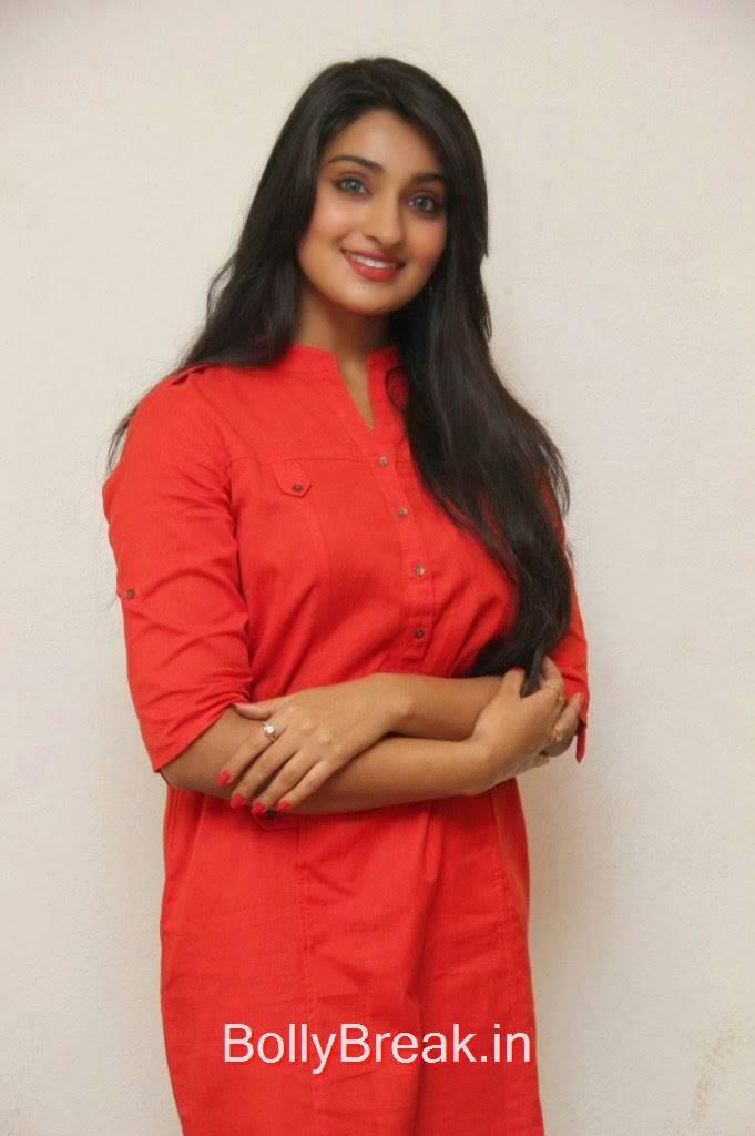 Jai Quehaeni Stills in Red Dress, Actress Jai Quehaeni Hot Pics in red Dress