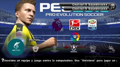 PES 2018 Lite Android v3 Offline PSP ISO + Save Data Full Transfer (Mei 2018)
