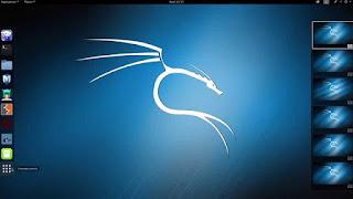 kelebihan dan kekurangan Sistem Operasi kali linuxbacktrack