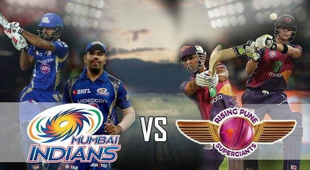 IPL 2017 Final, RPS vs MI