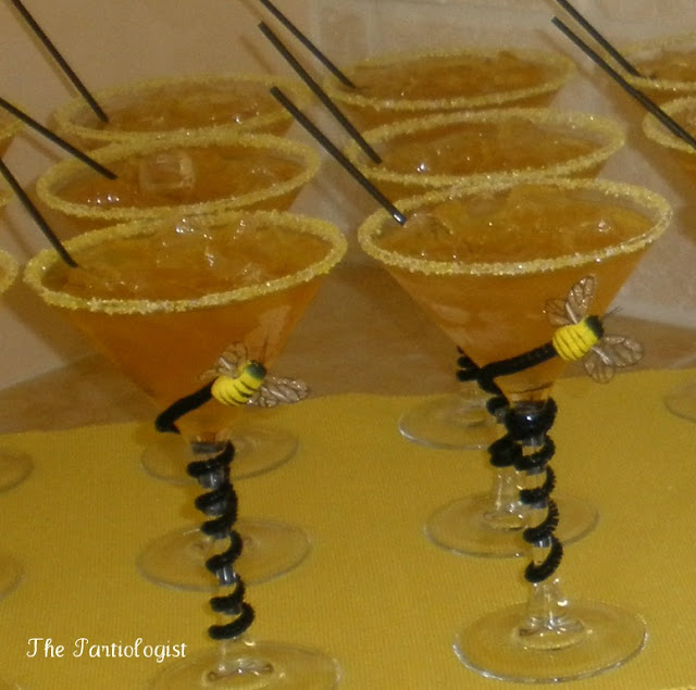 Lemon Drop Martinis  The Partiologist