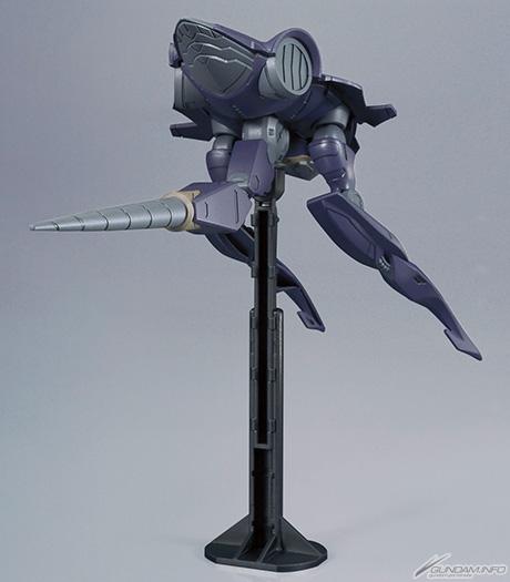 HG 1/144 Mobile Armor Hashmal & Pluma  - Release Info