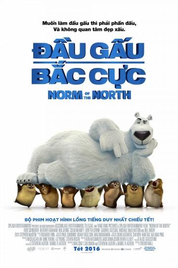 Xem Phim Đầu Gấu Bắc Cực 2016