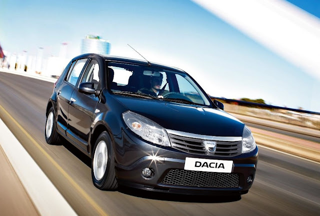 speedmonkey are dacias really the cheapest cars on the market. Black Bedroom Furniture Sets. Home Design Ideas