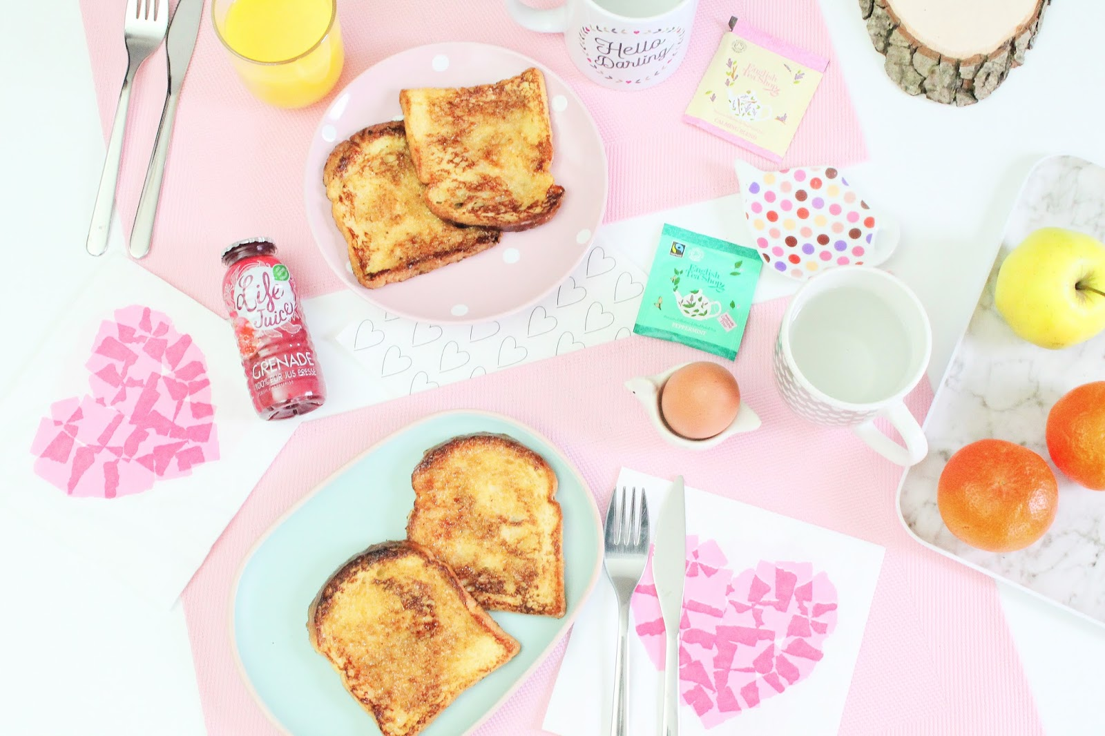 les gommettes de melo recette pain perdu idée brunch saint valentin crepes pancakes sucre pain de mie oeufs lait végétal degustabox miel sarrazin soja facile comment faire table teatime english tea shop