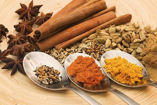 Pro Kas Makanan Elak Sakit Lutut Rempah dan Herba