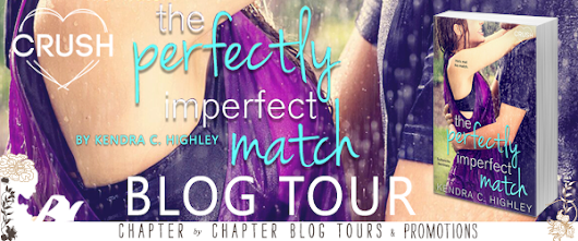 THE PERFECTLY IMPERFECT MATCH by Kendra C. Highley #Giveaway