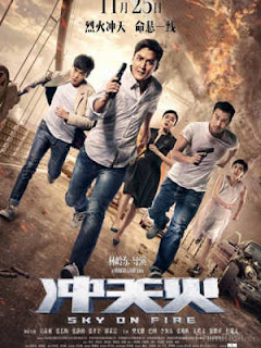 Download Sky on Fire (2016) Subtitle Indonesia