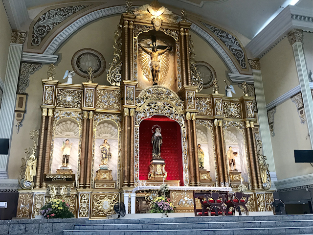 SANTA CLARA DE MONTEFALCO PARISH CHURCH, Pasig City, Philippines