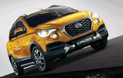 Harga Kredit Datsun Go Cross Promo 2018