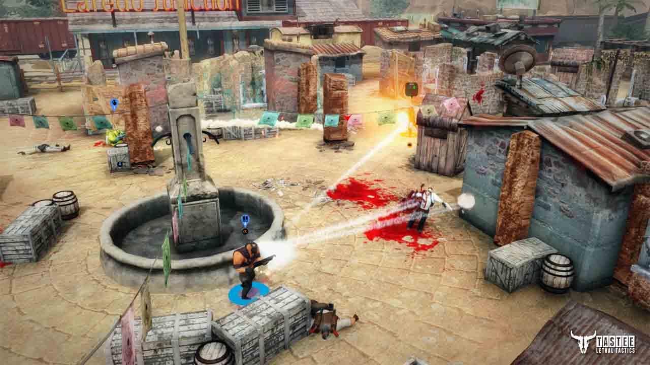 تحميل لعبة TASTEE Lethal Tactics