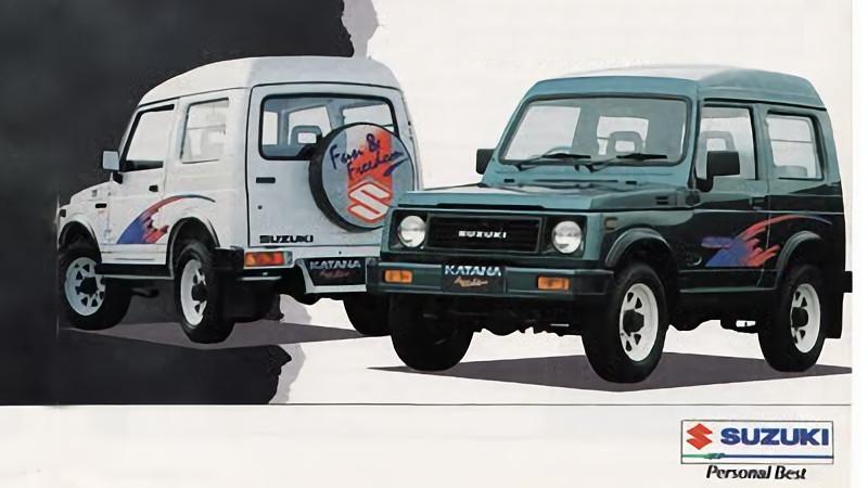 4000 Modifikasi Mobil Suzuki Jimny Katana Terbaru