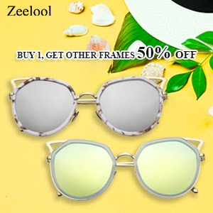 Zeelool fashion glasses