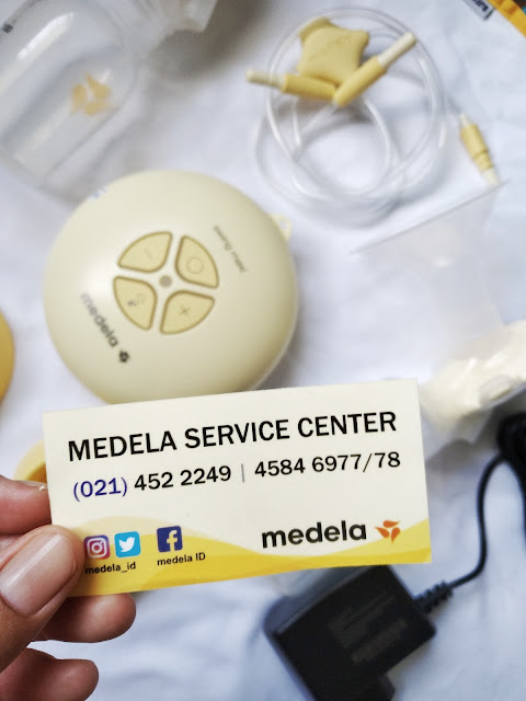 Review Pompa ASI Elektrik Medela Swing Maxi, Pompa ASI yang Bisa Pakai Power Bank