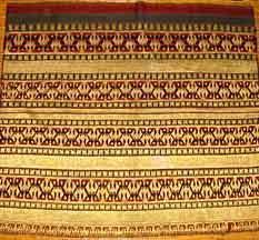 Tapis Lampung Agung The History Of Lampung Tapestry Fabrics