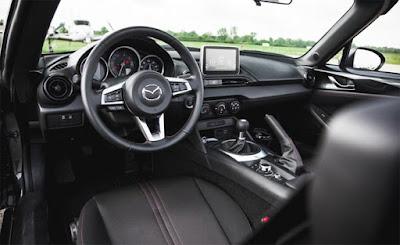 2017 Mazda Miata Specs