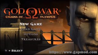 God Of War : Chains Of Olympus [SuperRip 80Mb]