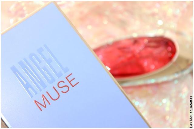 Nouveauté parfum Angel Muse, eau de toilette Mugler - Avis blog beauté