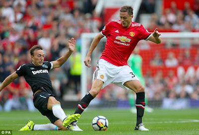 Smalling: Pemain Man Utd Tidak Pernah Tahu Matic Begitu Bagus