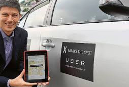 Uber Drivers, Airbnb Hosts Get Tax Tips As IRS Launches New Web Page On Shared Economy