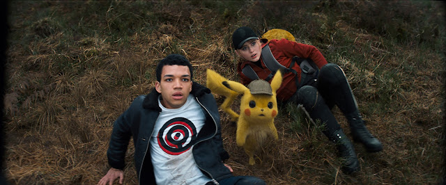POKÉMON: DETECTIVE PIKACHU Promises to Make Humans and Pokemon Co-Exist Realistically in the Film