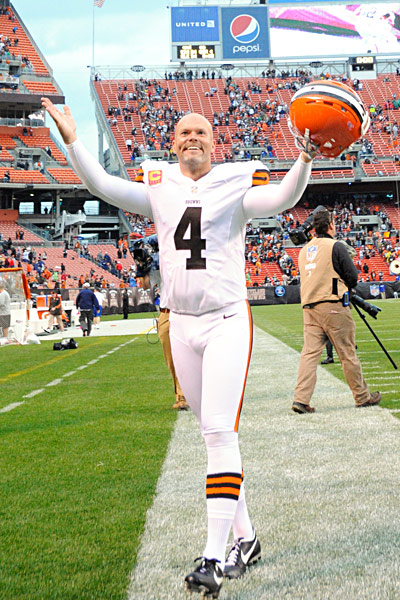 71660ff5c Happiness is a hot pierogi  Phil Dawson To The Pro Bowl