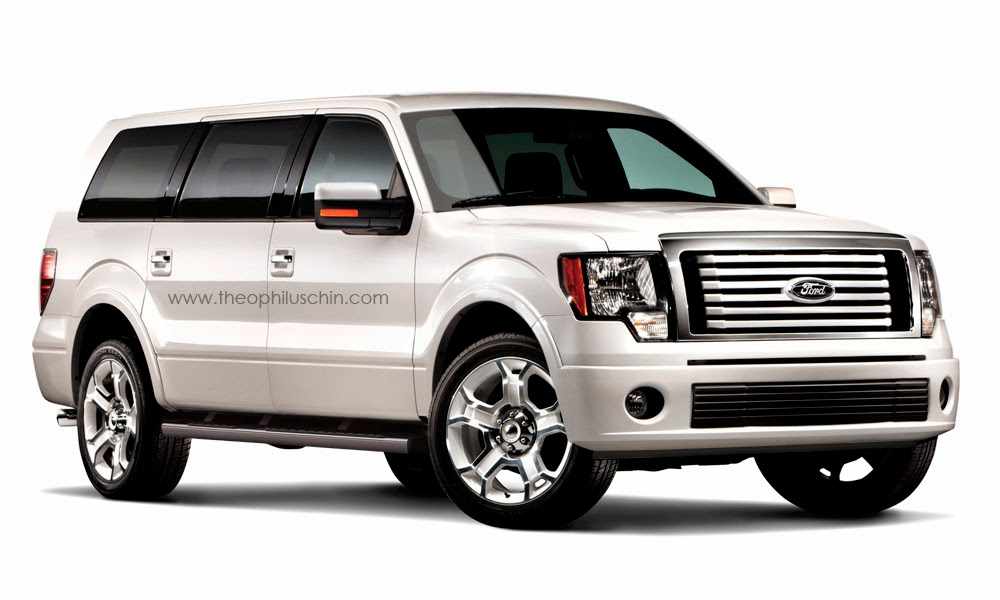 New Car Love 2014 Ford Expedition El