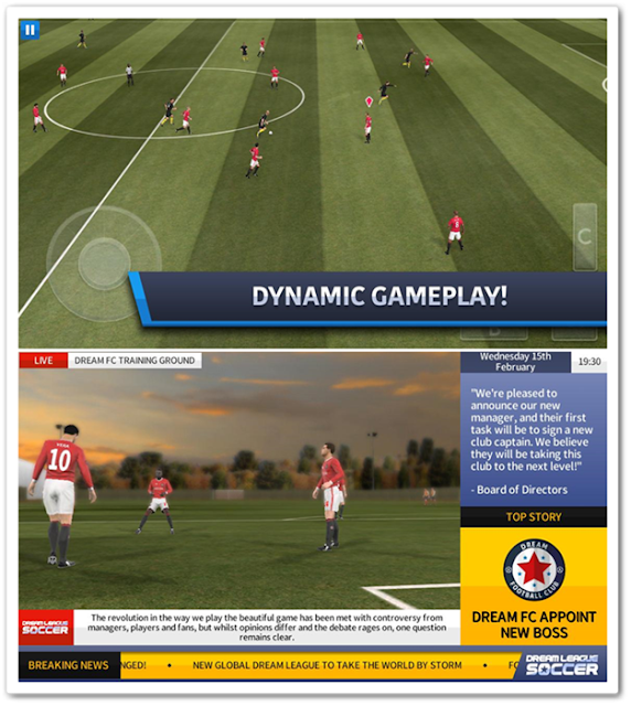 Dream-League-Soccer-Screenshots