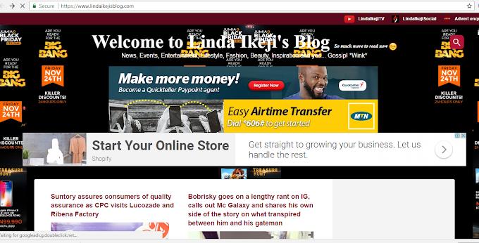 Belajar Konsisten Ala Linda Ikeji, Blogger Sukses Berpenghasilan 1 M