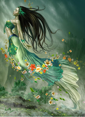 Flores e Magia Elemental
