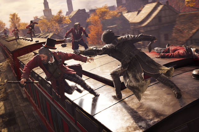 Assassin's Creed Syndicate Highly Compressed