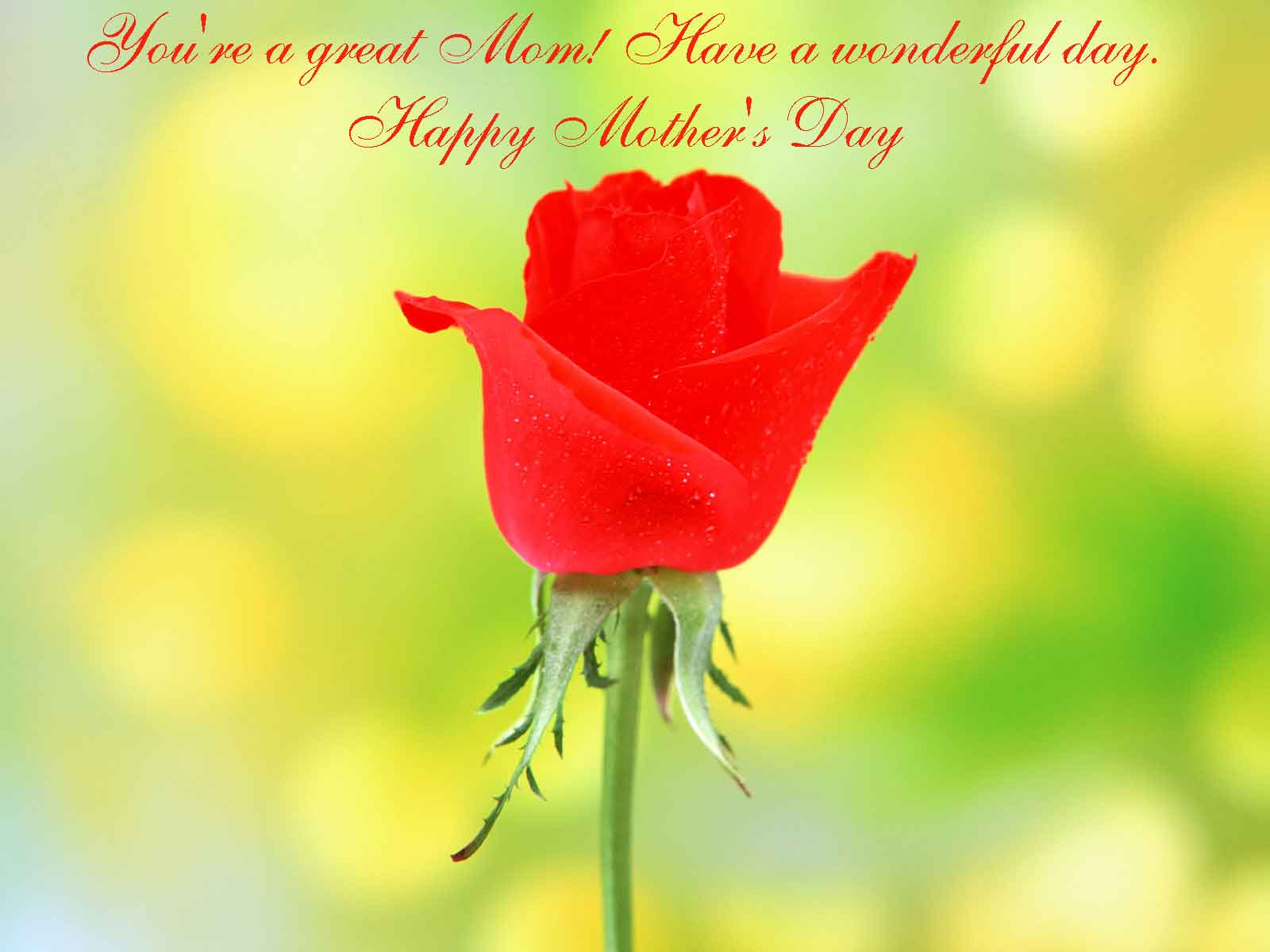 Mothers Day Beautiful Quotes Wallpapers