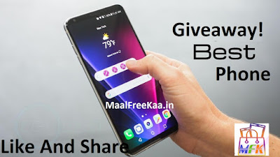 Free Smartphone Every Month