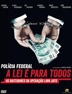 Polícia Federal: A Lei é Para Todos - DVDRip Nacional