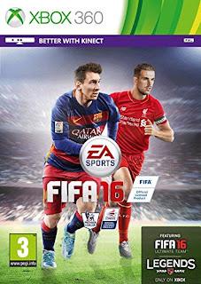 FIFA 16 (X-BOX 360) DUBLADO EM PT-BR!