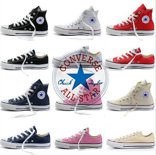 1d7cd578861 Ta na moda (sempre)  Converse All Star - Cachos e Batom