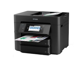 Epson WorkForce Pro WF-4745 Drivers Download