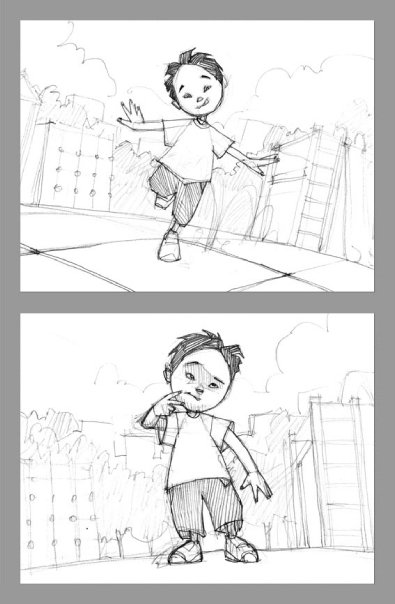 Storyboard artist in barcelona