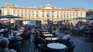 Toulouse. Place du Capitole