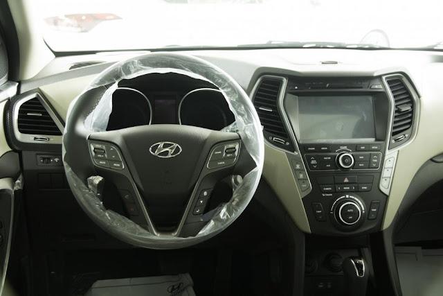 Đánh giá Hyundai SantaFe 2018 ảnh 9